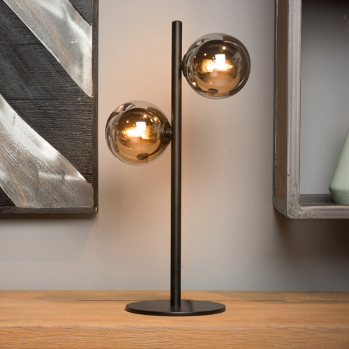 Lucide - TYCHO - Table lamp - G9 - Black